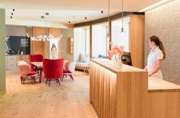 Das spa.wohnzimmer im Daberer natur.spa | Foto: der daberer. das biohotel/F. Neumüller