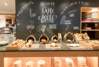 Bio-Brot für das Frühstück im Biohotel der daberer | Foto: Biohotel der daberer/F. Neumüller