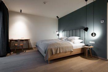Hotelzimmer im Biohotel der daberer in St. Daniel im Gailtal | Foto: Biohotel der daberer/F. Neumüller