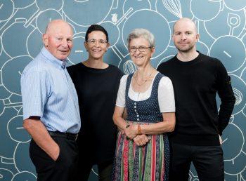 Familie Daberer - 2 Generationen leiten das Hotel | Foto: Biohotel der daberer/F. Neumüller