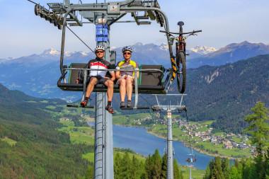 Weissensee - MTB - Trail