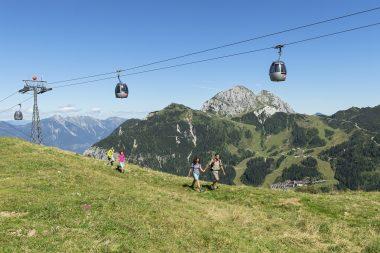 Das Gütesiegel Beste Österreichische Sommer-Bergbahnen: Sechs Kärntner Sommerbergbahnen tragen die Auszeichnung