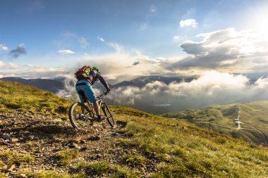 Mountainbike-Herbst bei Kärntens Sommerbergbahnen