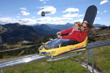 2019 bringt Gäste-Rekord bei Kärntens 16 Sommerbergbahnen:  1,123 Millionen Gäste (+ 3,8 %) zwischen Mai und Oktober 2019