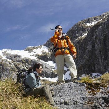 Überall am Berg kommunizieren & navigieren