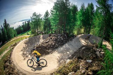 Kärntens erster Flow Trail auf der Petzen (P03.20) | Foto: Petzen Bergbahnen