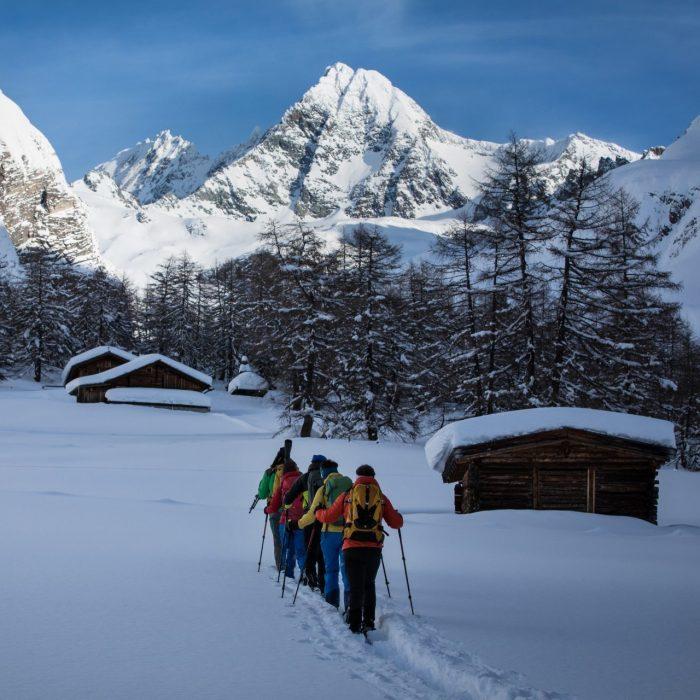 Die Glockner-Skischaukel Kals-Matrei