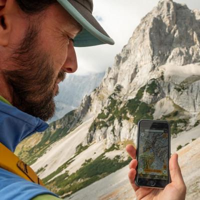 Weiterentwicklung im Tourenportal der Alpenvereine