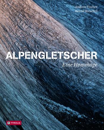 Alpengletscher - Cover des Buches