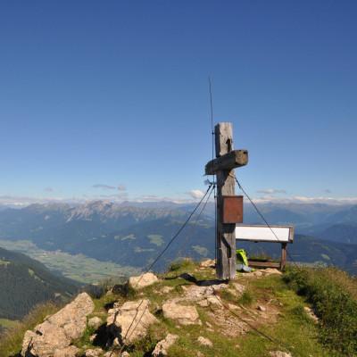 Ein Paradies für Wanderer mit prächtigem Rundumblick - hier der Kammleiten-Gipfel