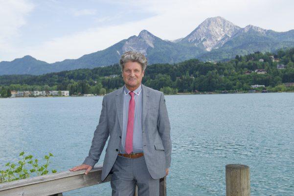 Erich Gumpitsch, , Inselhotel im Faaker See & Burg Landskron<br /><br />Zusammenarbeit seit 2012