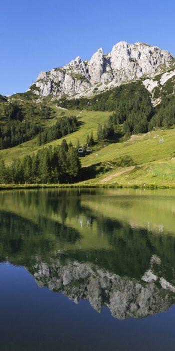 Das Nassfeld. Der Berg-Alleskönner
