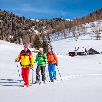 Schneeschuhwandern für Einsteiger