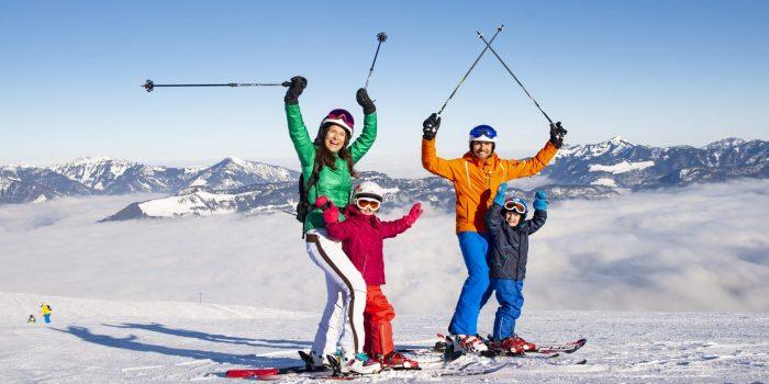 Skigebiete - klein, aber oho