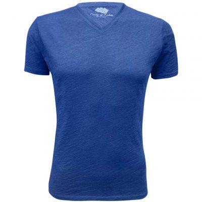 Arms-of-Andes-alpaca-wool-v-neck-shirt-indigo_2