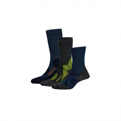 Trekking-Socken-Anti-Zecken