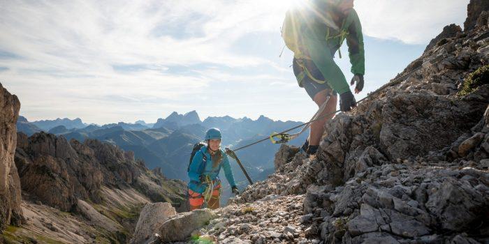 Klettersteig Spezial - Basics & Produkt-Highlights