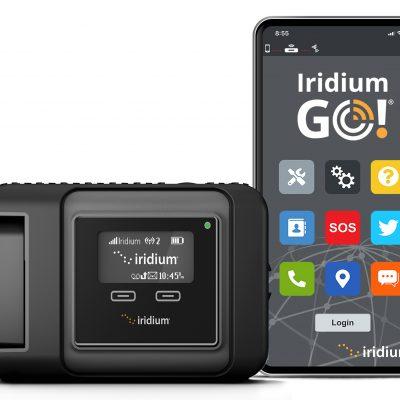 New Iridium GO! Product Image