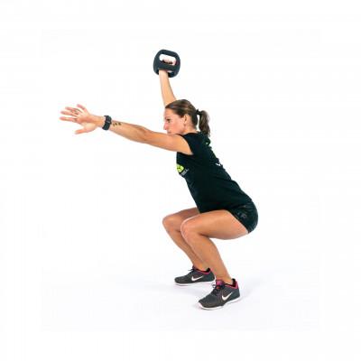 YBell single overhead squat_female